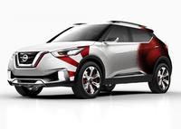 Nissan Kicks Concept con sabor a samba