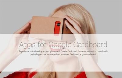 Google Cardboard actualiza su aplicación y obtiene sección dedicada en la Play Store
