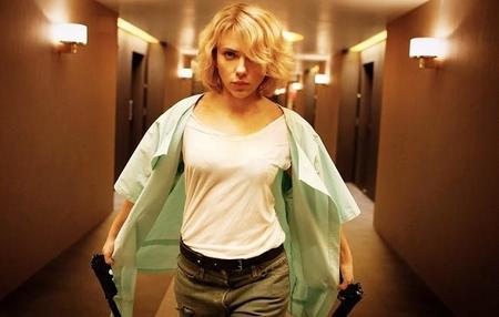 'Lucy', la película