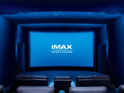 ¿Quieres tener un cine IMAX en casa? Prepara al menos 400.000 dólares
