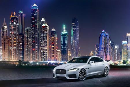 El Jaguar XF 3.0 de gasolina ahora con tracción total