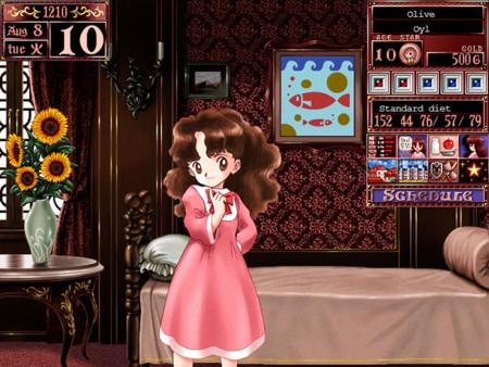 Es hora de criar princesas, Princess Maker 2 Refine llegará a Steam en octubre