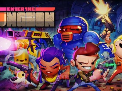 El espectáculo de Enter the Gungeon ya se encuentra disponible en Steam y PS4