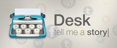Desk, la mejor aplicación de blogging o casi