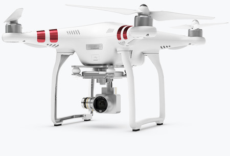 Dron DJI Phantom 3 Standard por 366,53 euros con este código de descuento