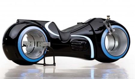 La moto de Tron puede ser tuya y en tamaño real