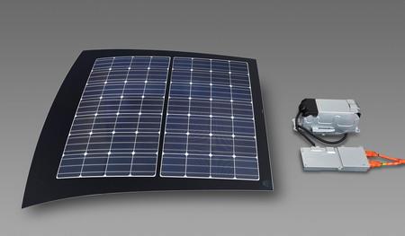 Techo Solar Fotovoltaico