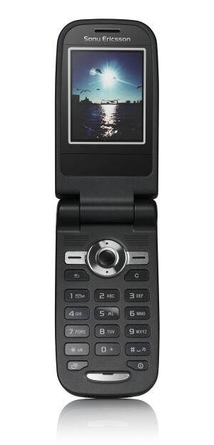 Sony Ericsson Z550