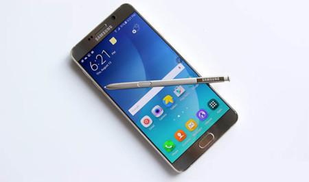 Galaxy Note 5 0