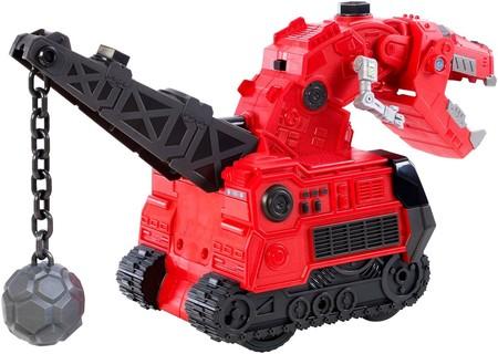 Dinotrux Ty rux control remoto por 49 euros: recomendado para niños a partir de cuatro años