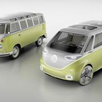 Volkswagen nos enseña cómo será su furgoneta estrella en el siglo XXI: eléctrica y autónoma