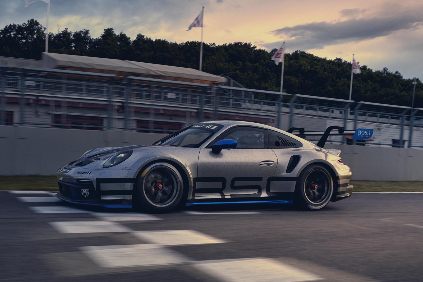 Foto de Porsche 911 GT3 Cup (4/22)