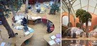 Espacios para trabajar: las oficinas de Pont & Huot en París