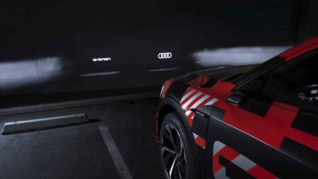 Audi Etron Digital Matrix Light 1