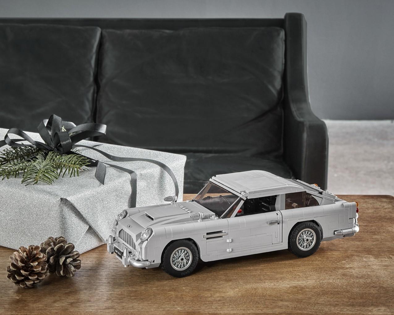 Foto de Aston Martin DB5 007 de LEGO (30/39)