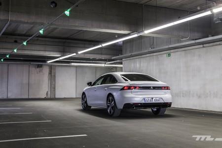 Peugeot 508 2019 Prueba 013