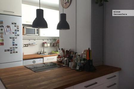 Antes y después: poniendo orden en la cocina con un especiero