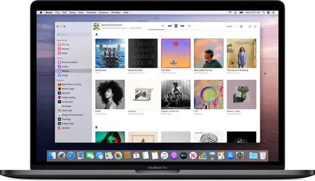 La letra en tiempo real de la app Música llegará al Mac con macOS Catalina 10.15.4