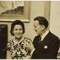 """""""Gala/Dalí/Dior. De arte y moda"""". Cuando los vestidos son obras de arte como los cuadros"""