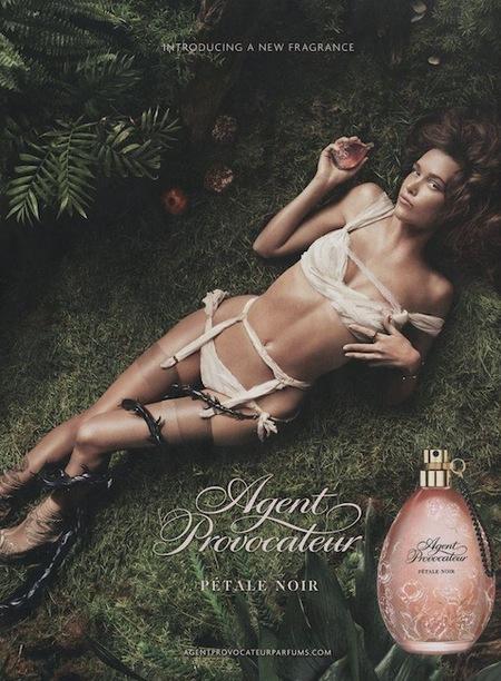 Un perfume de lo más provocador: Pétale Noir de Agent Provocateur