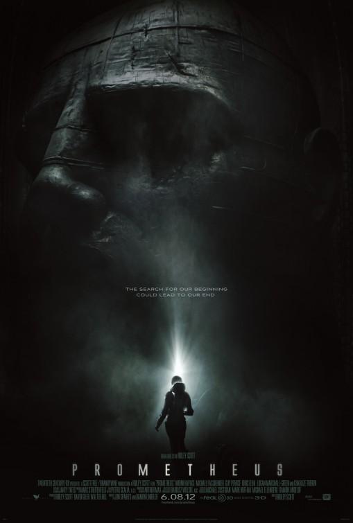 Foto de 'Prometheus', carteles oficiales (1/6)