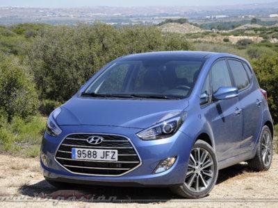 Monovolumen utilitario y capaz, probamos el nuevo Hyundai ix20