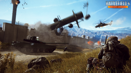 Battlefield 4: Second Assault ahora gratis para PC, Xbox One, Xbox 360, PS3 y PS4