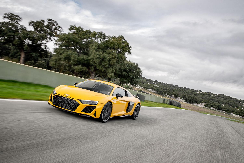 Foto de Audi R8 2019, toma de contacto (8/188)