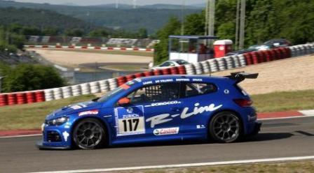 Las 24 Horas de Nürburgring ponen a prueba a Carlos Sainz