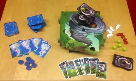 Creacion de Juegos: prototipo vs final de Tornado Ellie, de Allué