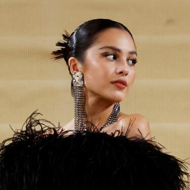 Gala MET 2021: Olivia Rodrigo se lleva el premio al eyeliner artístico más punk y fácil de copiar en casa