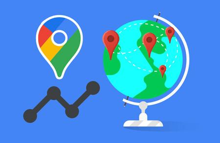 Google Maps para Android está renovando 'Tu cronología' con nuevas secciones y estadísticas