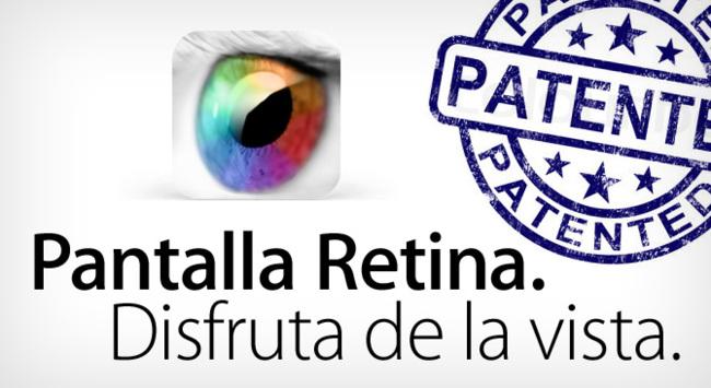 Pantalla Retina