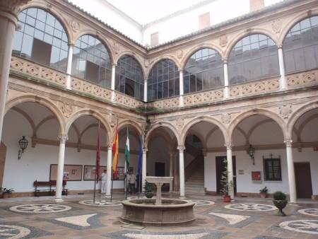 Palacio Vazquez De Molina O De Las Cadenas