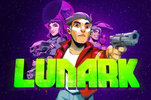 Lunark es el homenaje al Flashback de 1992 por el que llevaba tanto tiempo suspirando
