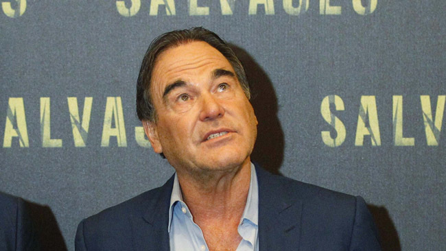 Oliver Stone presenta 'Salvajes'