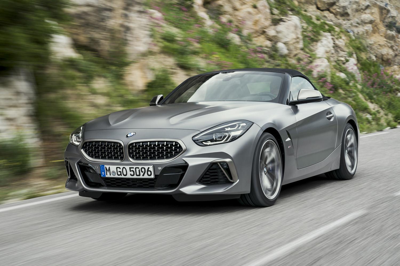Foto de BMW Z4 (31/56)