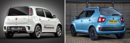 Ford Figo Vs Suzuki Ignis Vs Chevrolet Spark Vs Fiat Uno 5