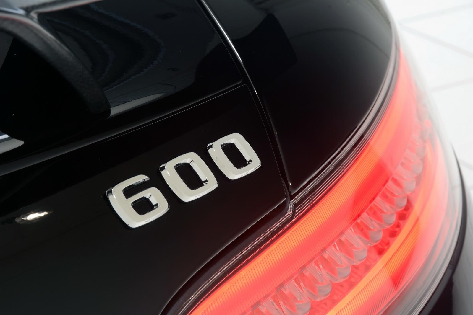 Foto de Brabus Mercedes-AMG GT S (33/38)