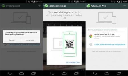 El cliente web de WhatsApp está casi a punto, y llegará con conexiones seguras