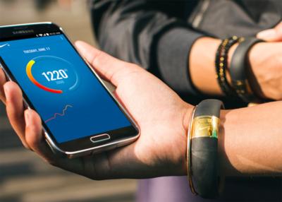 Nike+FuelBand por fin llega a Android