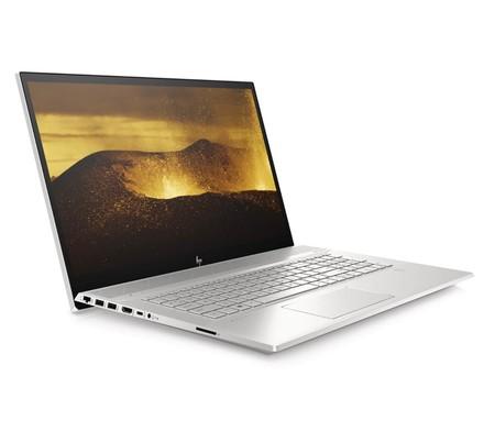 5hpenvy 17 Laptop Naturalsilver Frontright