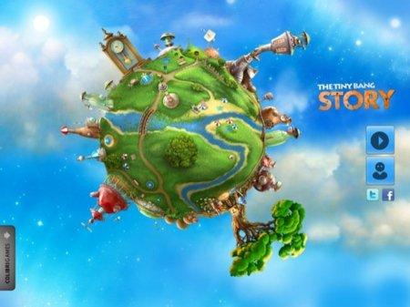 El mundo de Tiny Bang Story