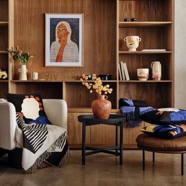 H&M Home llena nuestras casas de arte low-cost gracias su nueva colaboración con tres artistas femeninas