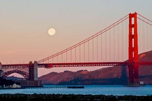 Cuidado con el lugar que eliges para hacer una foto: lo que el Golden Gate de San Francisco nos enseñó
