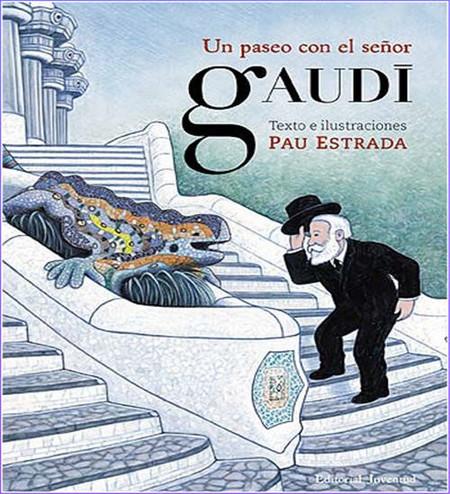 Nuestra recomendación para el Día del Libro: 'Un paseo con el señor Gaudí'