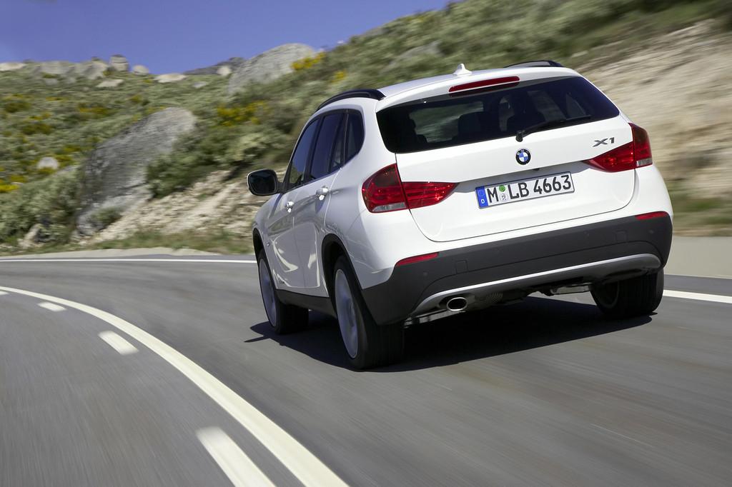 Foto de BMW X1 (23/120)