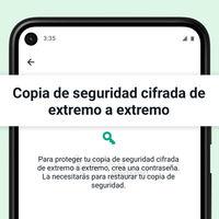 WhatsApp lanza la copia de seguridad cifrada de extremo a extremo para todo el mundo: así se activa