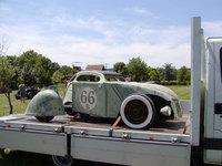 ¿Cómo sería un Citroën 2CV convertido en un Rat Rod?