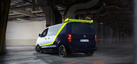 Opel Zafira Life O Team 3